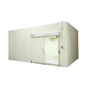 プレハブ冷凍冷蔵庫